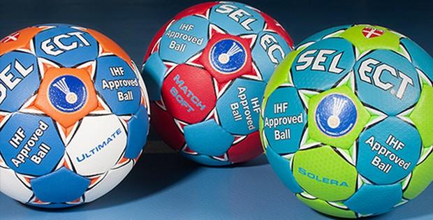 Select handballen 620